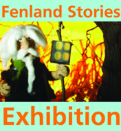 Advert: Fenland Stories Exhibition Time Table