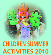Advert: Summer Activities 2010
